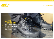 Anvil Traction launches new website for Slip Resistant Footwear