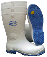 Anvil Traction releases the Zevaz slip resistant safety Wellington boot for the food industry