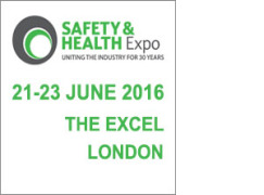 Meet TRIAX at the Safety & Health Expo London Excel in June 2016!