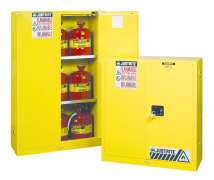 Sure-Grip® EX Safety Cabinets Include Independent Safety Approval
