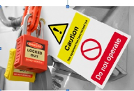 Never risk worker safety, use the new Arco Lockout Tagout guide