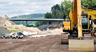 A14 road extension - on-line competency & site management systems, making this more than just a road