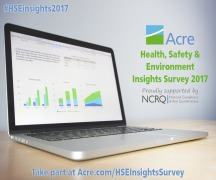Acre HSE Insights Survey launched!