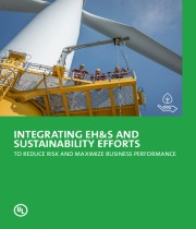 Integrating EH&S and Sustainability Efforts