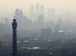 Air pollution kills more Brits than in Mexico and Brazil: WHO stats