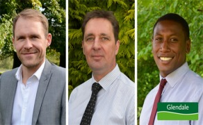 New directors appointed as Glendale announces restructure