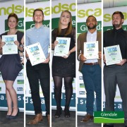 Glendale talent honoured at industry awards