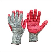 TPE Soft Anti Vibration Glove