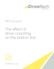 The effect of driver coaching on the bottom line