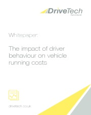 Whitepaper - The impact of driver behaviour on vehicle running cost