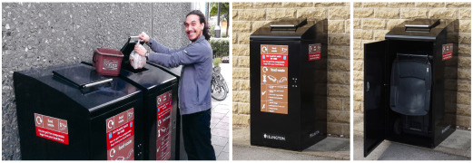 Islington continue to work with Wybone on food waste program