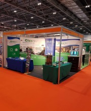 Cleankill Exhibits at World's Largest Gathering of Facilities Managers