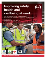 UKATA set to attend South Wales Safety Group Alliance Annual Conference, 18 April