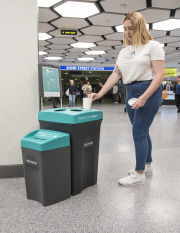 Grundon launches Paper Cup Recycling service