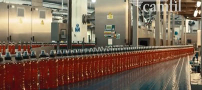 Leading Beverage Manufacturer improves Air Quality with Camfil