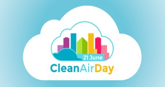 Clean Air Day 21st June 2018