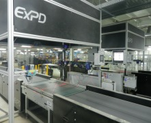 Hermes has installed £1 million carousel system using ExPD latest technology