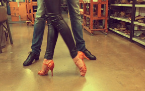 International Dance Shoes: Asset Management Case Study