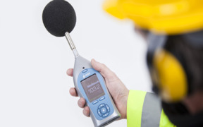 First class range of sound level meters