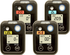 Riken Keiki O3 Series Personal Single Gas Monitors