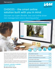 CHOICES - online risk assessment and e-learning