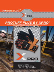 Anti Impact and Anti Cut Gloves XPRO