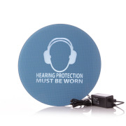 SafeEar IP65 Weatherproof Noise Activated Warning Sign