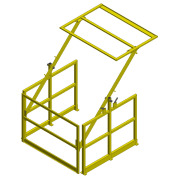 Swing Arm Pallet Gate (Single Width)