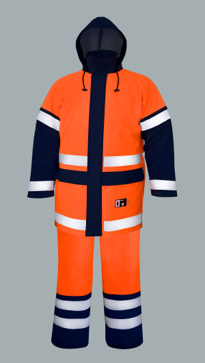 WATERPROOF ANTISTATIC FLAME RETARDANT CLOTHING Model: 500/501/A