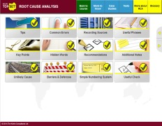 Online Root Cause Analysis Course - e-RCA