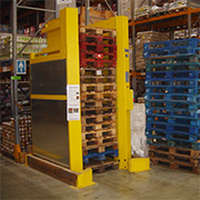 MAGAPAL® - the autonomous pallet magazine