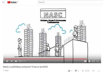 Looking to procure the services of a scaffolding contractor? Find out why it has to be NASC: