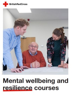 Make a positive difference in the workplace: Mental wellbeing and resilience courses