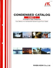Riken Keiki Condensed Catalogue for Portables
