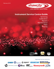 Instrument Service Centre Guide