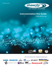 Instrumentation Hire Guide