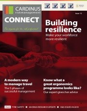 Building Resilience - Cardinus Connect, Issue 13