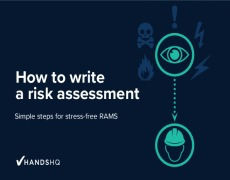 How to write a risk assessment ebook