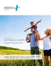Aero - How to Save a life Defibrillator Guide
