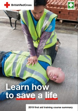 First Aid Training Brochure 2019